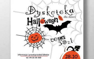halloween dla dzieci w Kołobrzegu