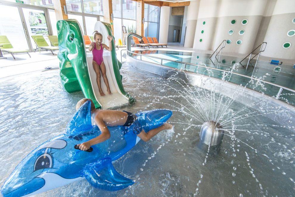 płytki basen dla dzieci
