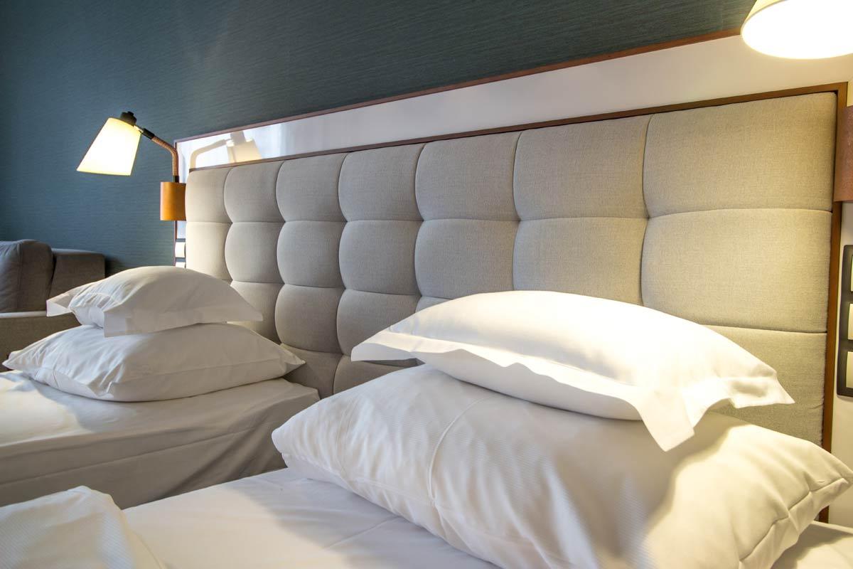 nowe pokoje w hotelu AQUARIUS SPA