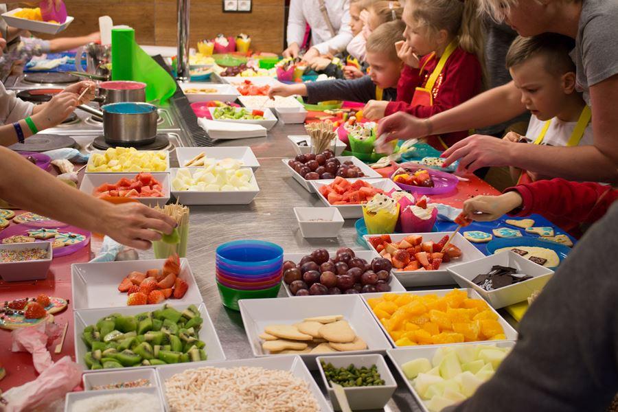 kulinarne zabawy dla rodzin