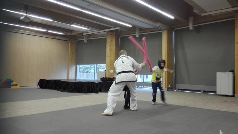 taekwondo zajęcia dla dzieci