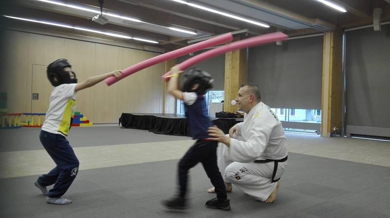 taekwondo zajęcia sportowe dla dzieci