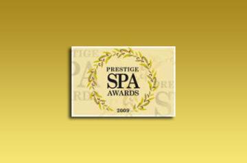spa awards 2009