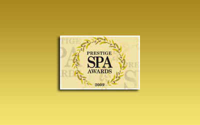 spa awards 2009
