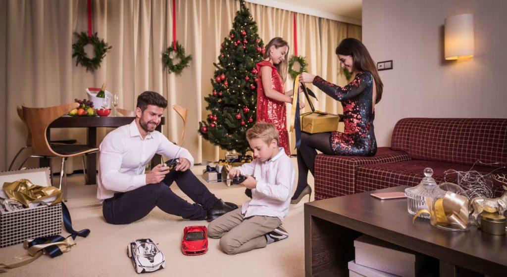 Christmas Holiday at AQUARIUS SPA Hotel*****