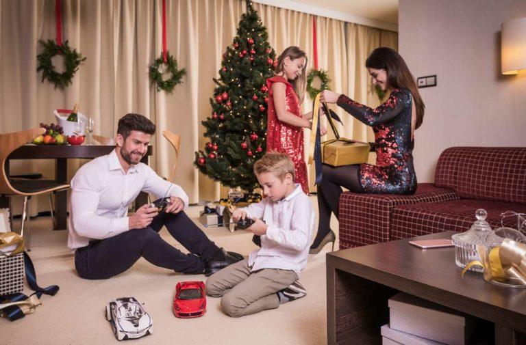Boże Narodzenie w Hotelu