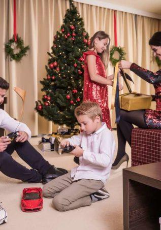 Święta Bożego Narodzenia w hotelu AQUARIUS SPA