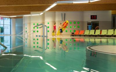 basen w hotelu aquarius spa
