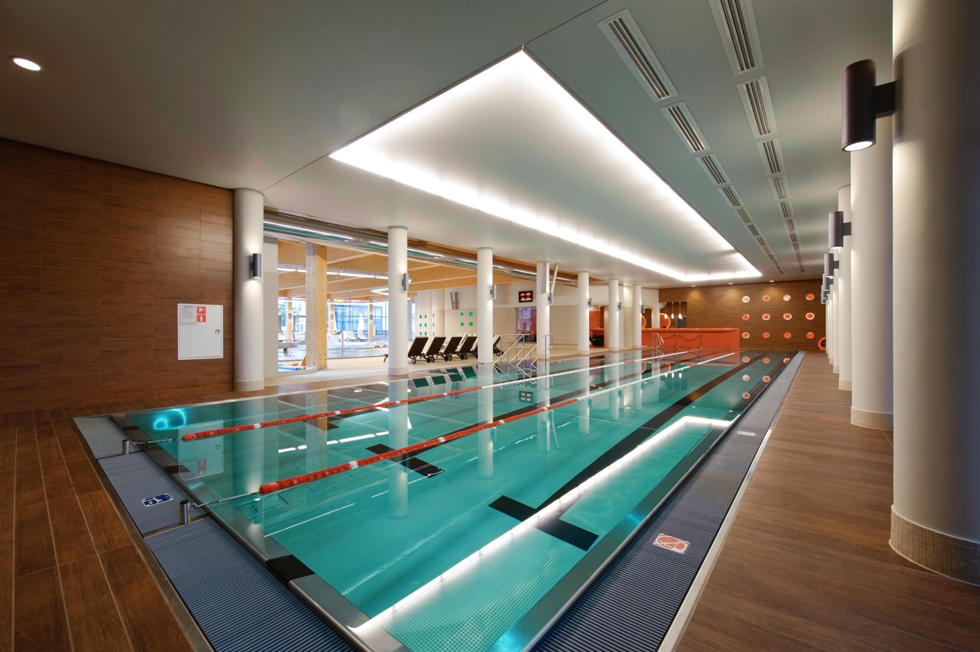 Bar na basenie