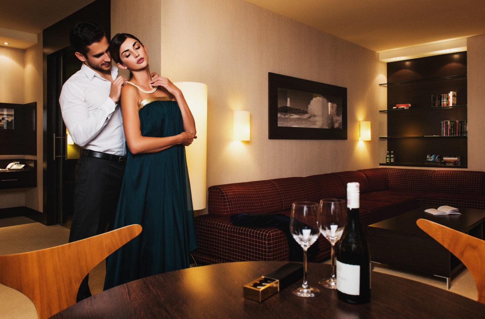apartament hotelu AQUARIUS SPA