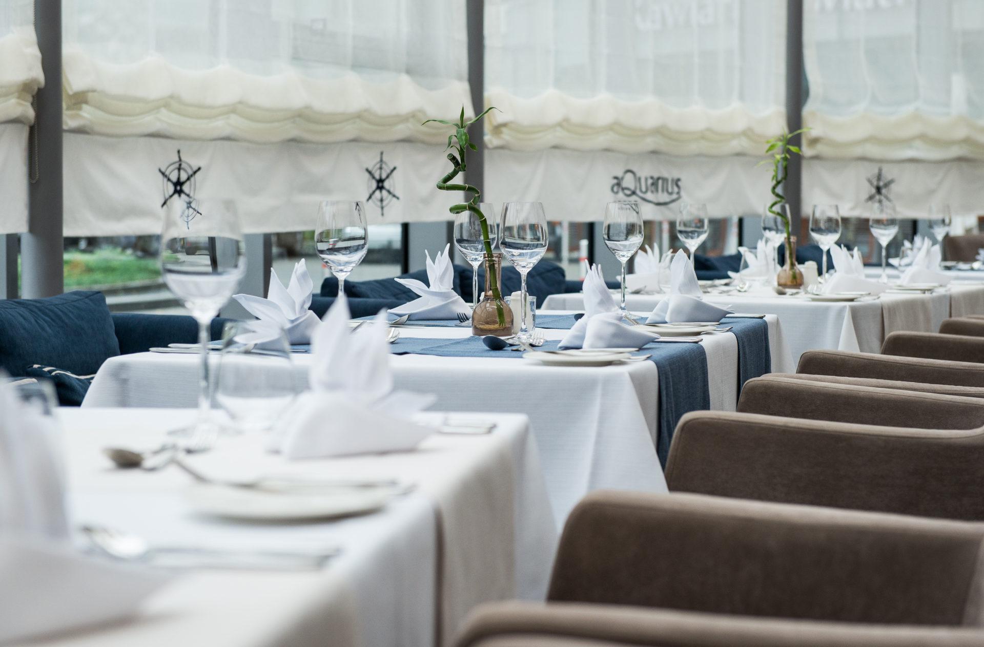 Restauracja Horyzont w Kołobrzegu