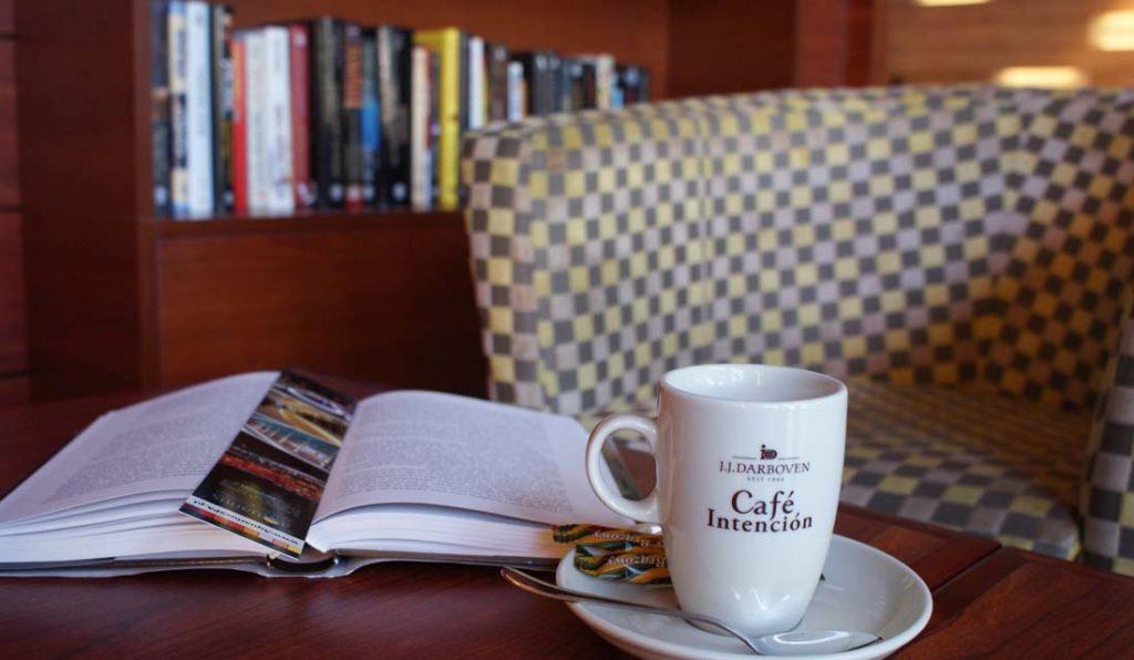 hotelowa biblioteczka