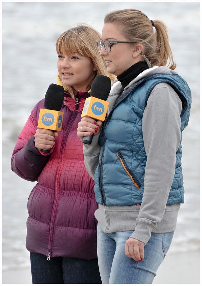wywiad z Kasią w Kołobrzegu