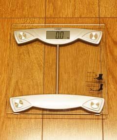 waga w pokoju
