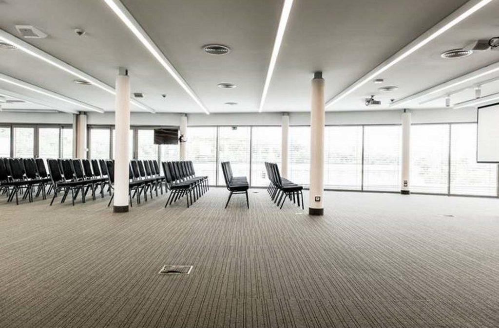 Sala konferencyjna widok