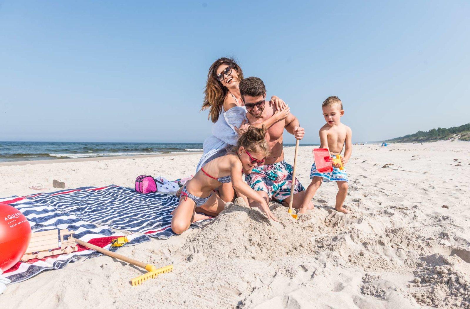Pakiet Wakacje z dziećmi w hotelu nad morzem