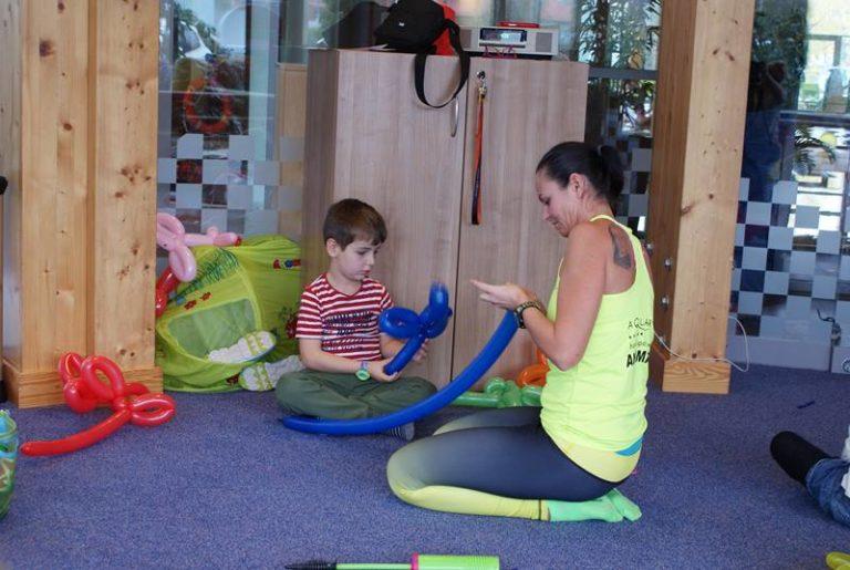 zabawy dla dzieci w hotelu