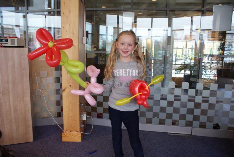 animacje balonowe dla dzieci