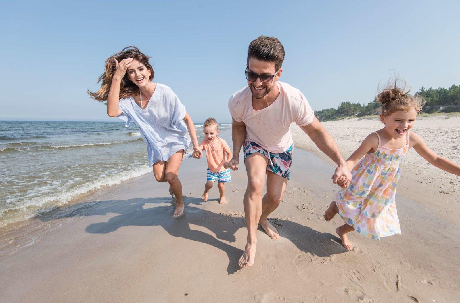 weekend czerwcowy z dziećmi w hotelu nad morzem