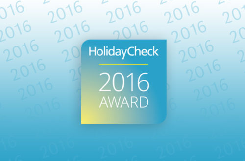 awards holidayCheck 2016