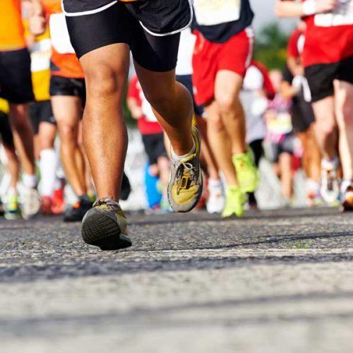 IV Maraton i I półmaraton w Kołobrzegu