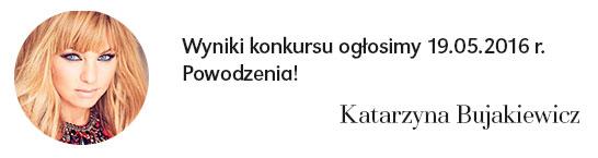 Kasia Bujakiewicz - dziękujemy