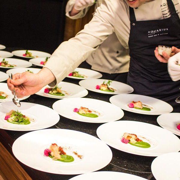 Dania Slow Food w Restauracji Horyzont w Kołobrzegu