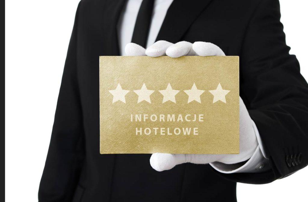 informacje hotelowe