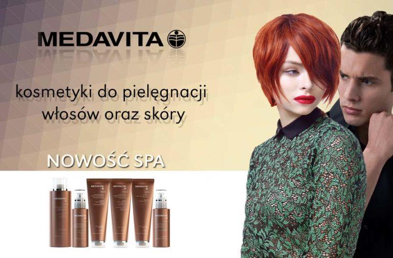 kosmetyki do pielęgnacji włosów i skóry w SPA