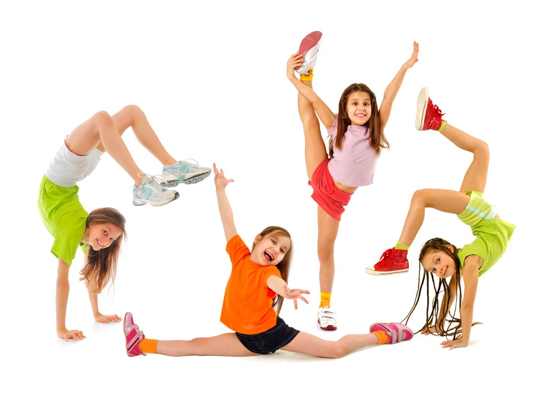 Fitness classes for kids