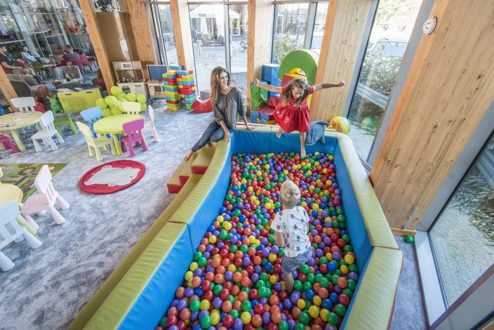 miejsce dla dzieci w hotelu