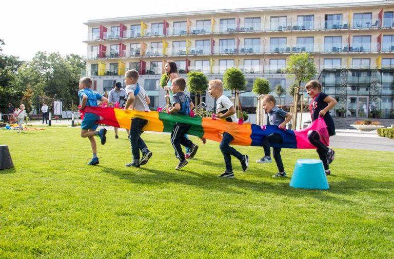 Rodzinny hotel oferuje dla dzieci