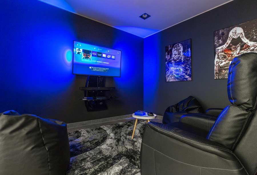 Pokój gier PlayStation