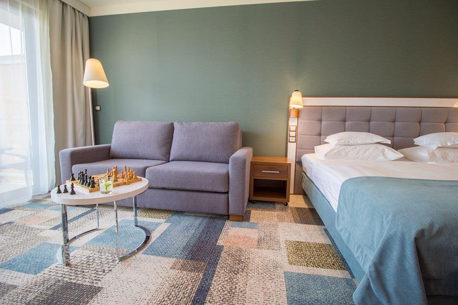 nowy pokój w hotelu AQAUARIUS SPA
