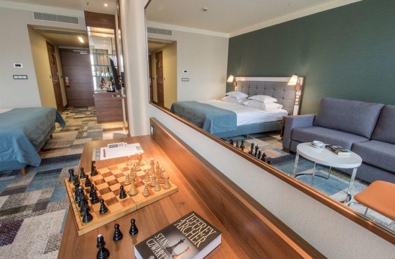 superior w hotelu AQAUARIUS SPA