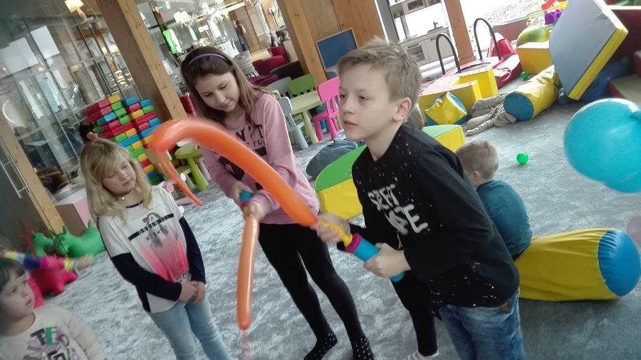 co mozna zrobić z balonów