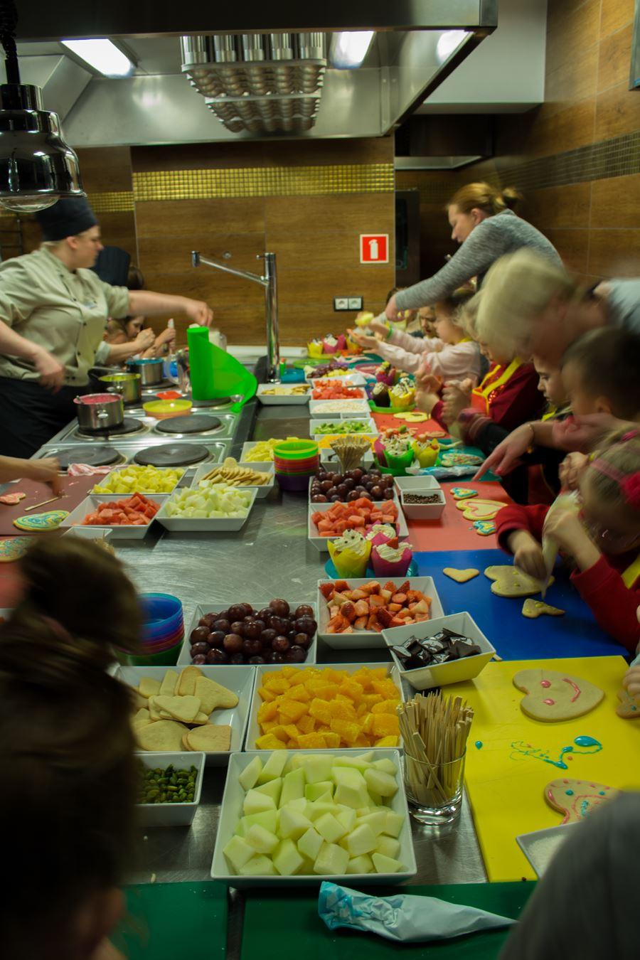 Zabawy kulinarne dla dzieci