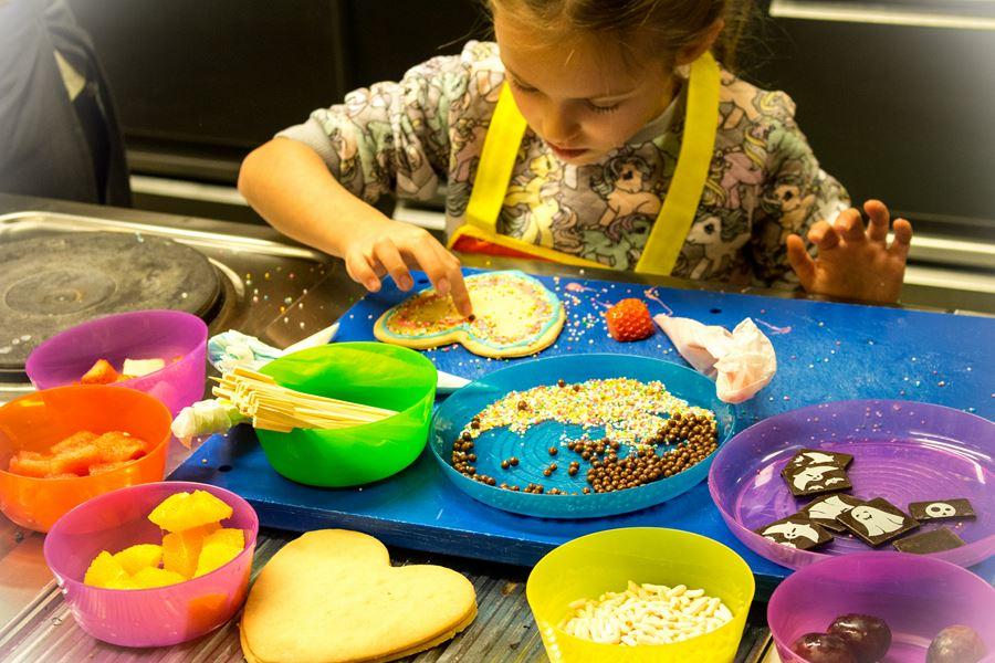 kulinarne zabawy dla dzieci