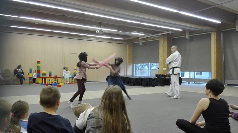 taekwondo dla dzieci