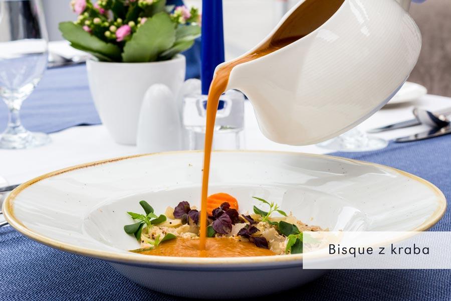 bisque - wyśmienita zupa
