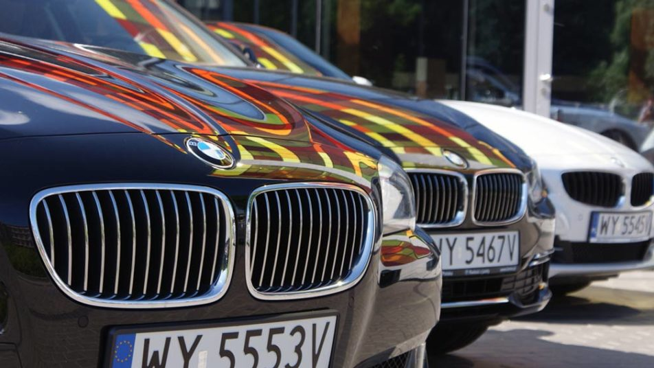 BMW dla Gości hotelu AQUARIUS SPA