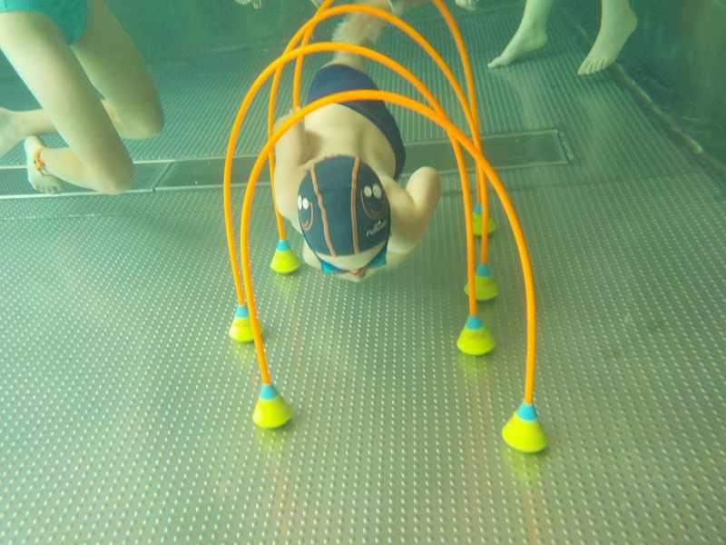 animacje w basenie