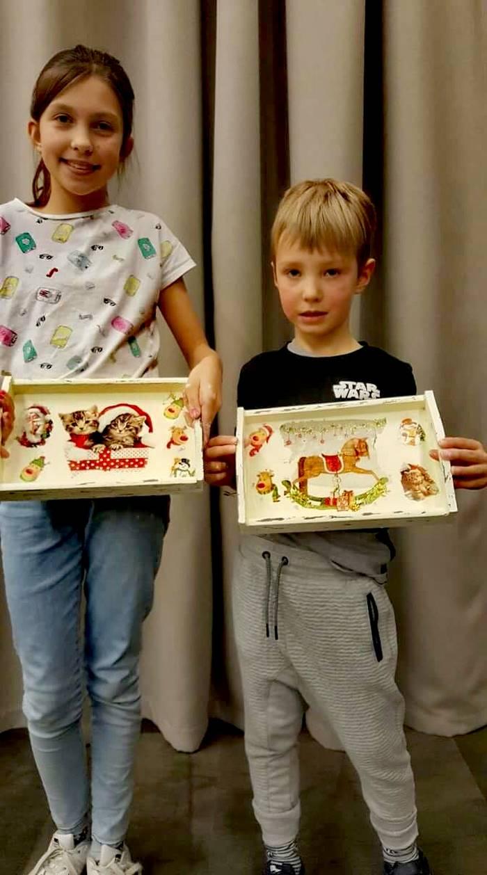 piękne prace dzieci