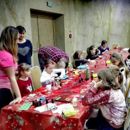 warsztaty z rodzicami i dziećmi