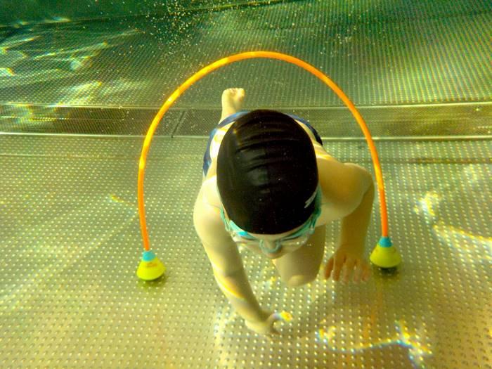 animacje dla dzieci w hotelowym basenie