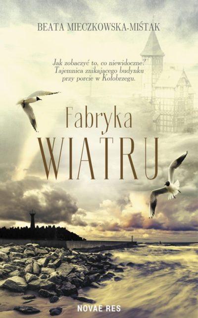 Książka Fabryka Wiatru
