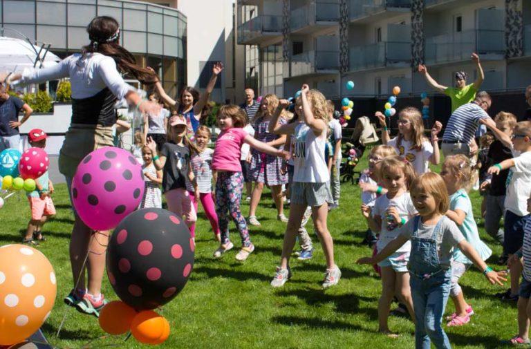 Event dla dzieci - otwarcie wakacji 2018