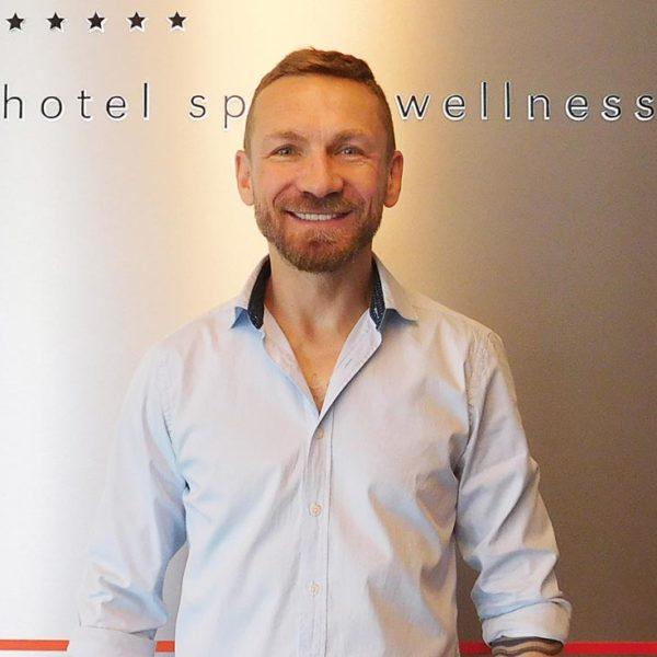 Przemysław Kossakowski gościem hotelu AQUARIUS SPA