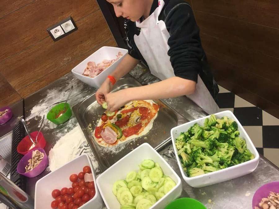 gotujemy z dziećmi