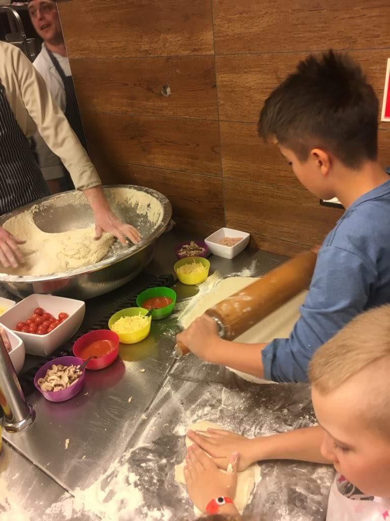 gotowanie z dziećmi - animacje